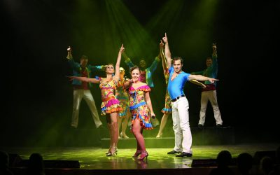 (2016) Kim is one of the lead singers at AIDA Cruises, travelling Europe and entertaining the guests in the on board theatre.